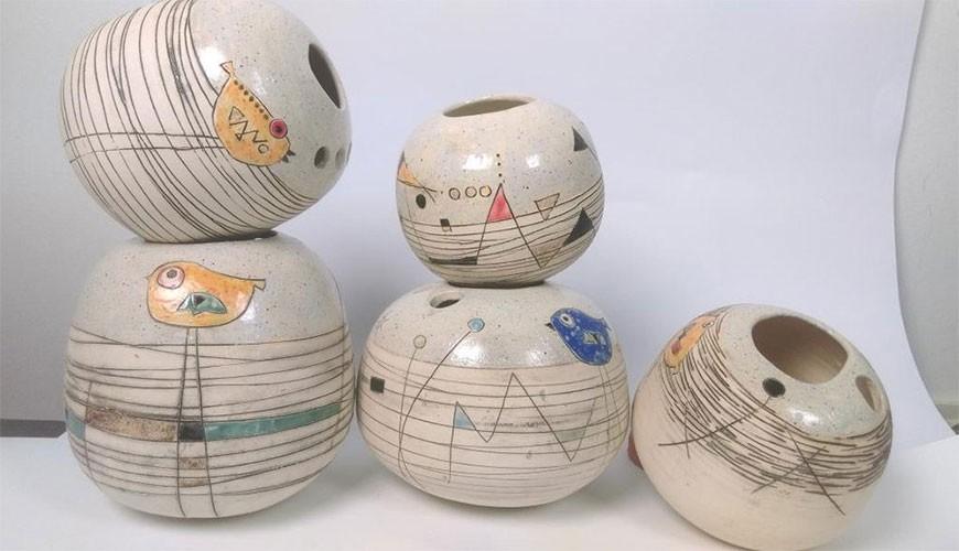 Building ceramics